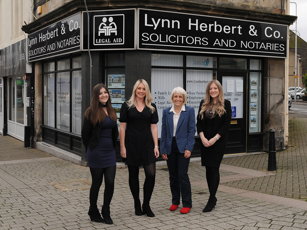 The Team at Lynn Herbert Solicitors