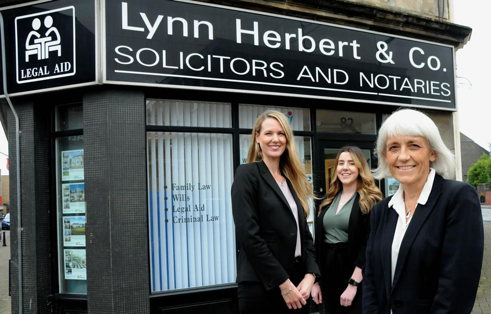 Lynn Herbert Solicitors Leven Fife